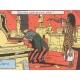 Scène Blake et Mortimer Que ton nom ne soit plus Figures et Vous - FVV05 (2012)