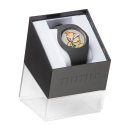 Silicone Watch Moulinsart Ice-Watch Tintin Sport Skin M 82445 (2018)
