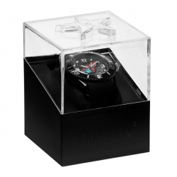 Silicone Black Watch Moulinsart Ice-Watch Tintin Sport Moon L 82437 (2018)