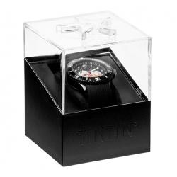 Reloj de silicona negro Moulinsart Ice-Watch Tintín y Haddock Astronauta (2018)