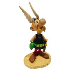 Figura de colección en resina Plastoy Atlas Asterix el Galo Nº1 (2000)