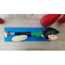 Collectible figure Pronea Gaston Lagaffe lying down Gaston 0 (2018)