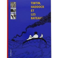 Hergé, éditions Moulinsart Tintin, Haddock et les bateaux 28419 (2012)