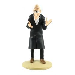 Figura de colección Tintín el Profesor Calys 13cm Nº52 (2013)