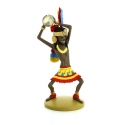 Figurine de collection Tintin Rascar Capac Les 7 Boules de Cristal 42198 (2016)