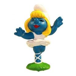 The Smurfs Schleich® Figure - Classic ballerina Smurfette 1977 (21008)