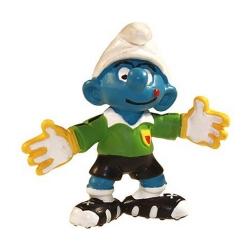 The Smurfs Schleich® Figure - The Goalkeeper Smurf 2003 (21017)