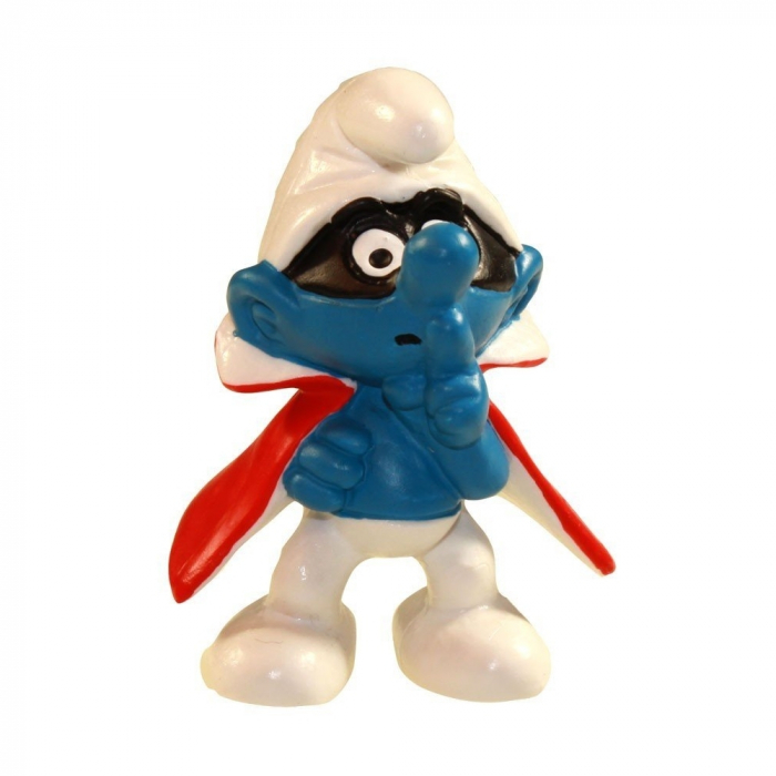 The Smurfs Schleich® Figure - The conspirator Smurf 1966 (21003)