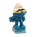 The Smurfs Schleich® Figure - The swimmer Smurf 1995 (21012)