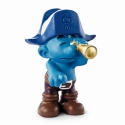 The Smurfs Schleich® Figure - The Ship's Lookout Pirate Smurf (20765)
