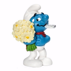 The Smurfs Schleich® Figure - The Smurf Good Recovery (20752)