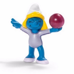 The Smurfs Schleich® Figure - The Gymnast Smurfette (20740)