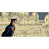Póster cartel offset Corto Maltés, Historia (50x25cm)