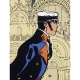 Poster offset Corto Maltese, History (18x24)