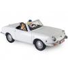 Natacha, el coche Fiat 850 Spider Bertone 1969 Figures et Vous ARWY01 (2012)