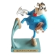 Collectible Figurine Plastoy Gaston Lagaffe Wax for plastic floors Nº9 (2004)