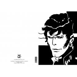 Carpeta dossier A4 Corto Maltés Fable de Venise, 1977 (15100102)