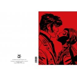 Carpeta dossier A4 Corto Maltés Sous le Signe du Capricorne, 1970 (15100103)