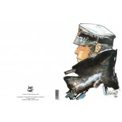 A4 Plastic Folder Corto Maltese L'Auteur et la bande dessinée, 1980 (15100105)