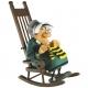 Figurine de collection Fariboles: Ma Dalton Lucky Luke - MADAL (2012)