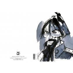 Carpeta dossier A4 Corto Maltés Raspoutine La Jeunesse, 1985 (15100108)