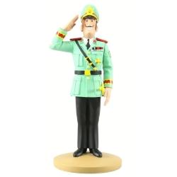Figura de colección Tintín El Coronel Álvarez 13cm Moulinsart Nº92 (2015)