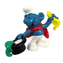 The Smurfs Schleich® Figure - The Magician Smurf (20114)