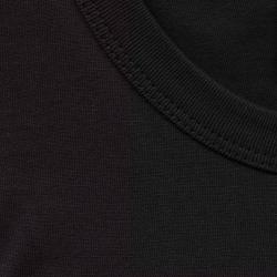 Camiseta 100% algodón Logoshirt® Astérix Sketch (Negro)