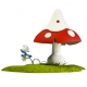 Collectible Figurine Fariboles: ChampiSmurf The Smurfs - CHA (2014)