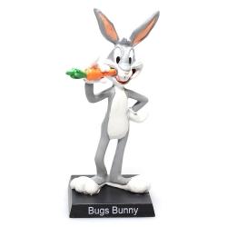 Figura de colección Warner Bros Looney Tunes Bugs Bunny (7cm)
