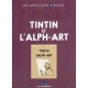 The archives Tintin Atlas: Tintin et l'Alph-art, Moulinsart, Hergé FR (2012)