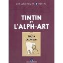 Los archivos Tintín Atlas: Tintin et l'Alph-art, Moulinsart, Hergé FR (2012)