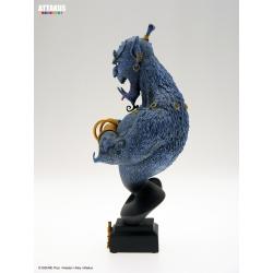 Figura de colección Simbad Attakus: El Busto de Djinn B424 (2009)