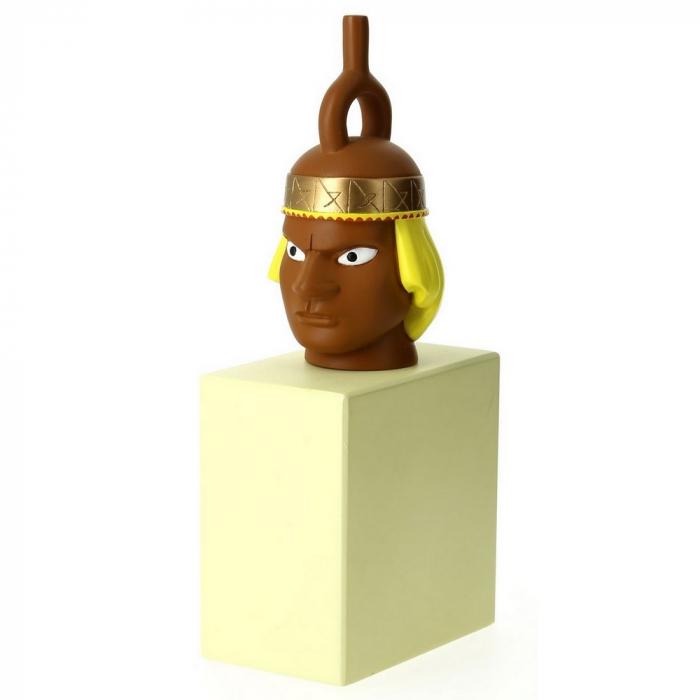 Figura de colección Tintín El Florero Mochica Moulinsart 17,5cm 46005 (2018)