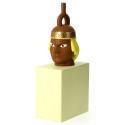 Figura de colección Tintín El Florero Mochica Moulinsart 17,5cm 46006 (2018)