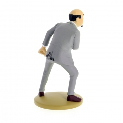 Collectible figurine Tintin The Dr. J. W. Müller Moulinsart 42220 (2018)