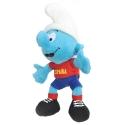 Soft Cuddly Toy Puppy The Smurfs: The Smurf Footballer España 20cm (755300)
