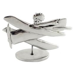 Figura de colección El Principito en avión Les étains de Virginie (2018)