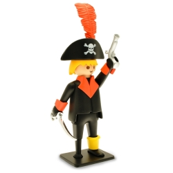 Figurine de collection Plastoy Playmobil le Pirate 00262 (2017)