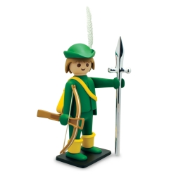 Figurine de collection Plastoy Playmobil L'Arbalétrier 00266 (2017)