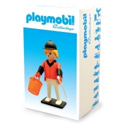 Figura de colección Plastoy Playmobil El Jinete de saltos 00264 (2018)