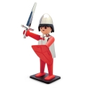 Collectible Figure Plastoy Playmobil the Knight 00263 (2018)