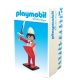 Figurine de collection Plastoy Playmobil le Chevalier 00263 (2018)