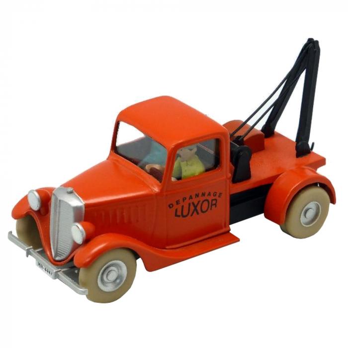 Collectible car Tintin The Luxor tow truck Nº11 29511 (2012)