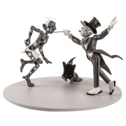 Collectible figure Figures et Vous Spirou and Fantasio Cam et Léon CAF04NB (2018