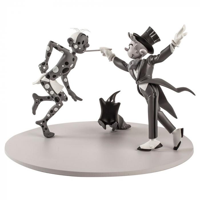 Figura de colección Figures et Vous Spirou y Fantasio Cam et Léon CAF04NB (2018)
