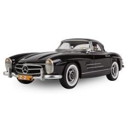 La Mercedes 300 SL Roadster 1957 Spirou y Fantasio Figures et Vous GF15 (2018)