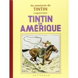 Album de Tintin: Tintin en Amérique Edition fac-similé Noir & Blanc (Nº3)