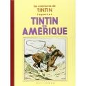 Álbum de Tintín: Tintin en Amérique Edición fac-similé Negro & Blanco (Nº3)