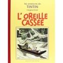 Álbum de Tintín: L'oreille cassée Edición fac-similé Negro & Blanco (Nº6)